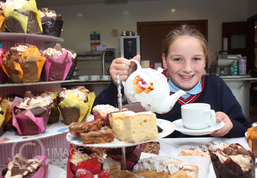 Irelands Biggest Coffee Morning PR Photocall photography www.1image.ie