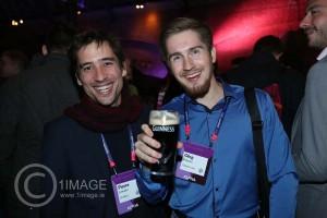 Pub Crawl at Web Summit Event Photography 1image.ie