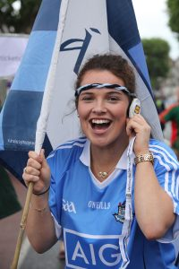 Dublin Event Photographer EVENTIMAGE #serioussupport TG4 Ladies All Ireland Football Finals www.eventimage.ie
