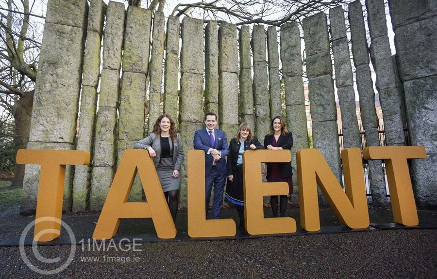 Talent Summit 2018 launch photocall Press PR Photography Dublin www.1image.ie