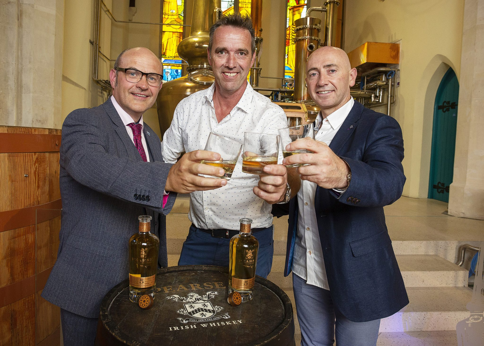 Corporate Press PR Event Photographer Dublin Pearse Lyons Distillery Whiskey Launch www.1image.ie