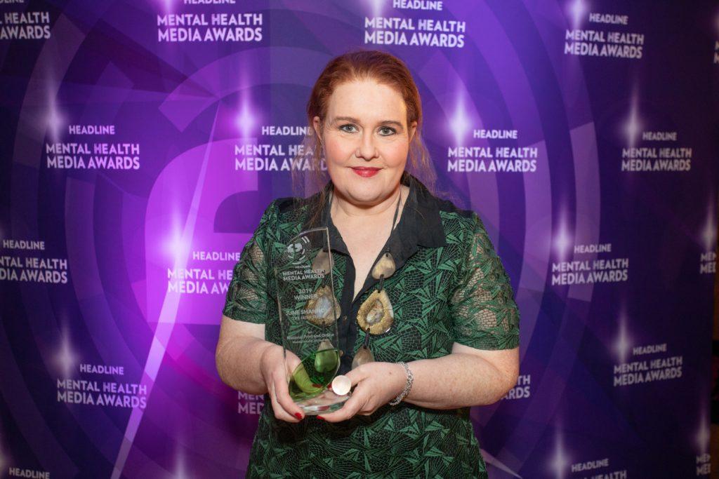 Awards Photographer Dublin girl holding trophy