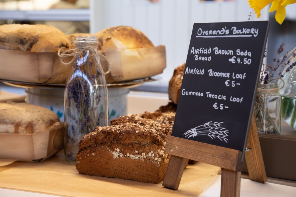 Airfield Estate and Overend's bakery Farm Shop PR Photography