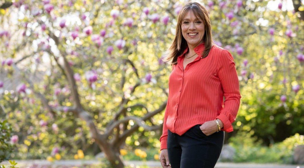 Evelyn O' Rourke in Marlay Park Press PR Photographer Dublin